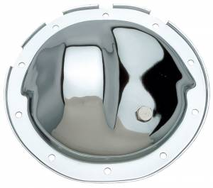 TRANS-DAPT #4135 Differential Cover Chrome GM 8.5 Ring Gear