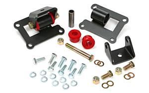 TRANS-DAPT #4204 LS Engine Swap Motor Mount Kit 67-72 GM C10