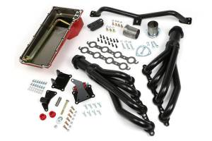 TRANS-DAPT #42051 Swap In A Box Kit-LS Engine Into 73-87 GM Trk