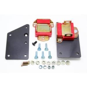 TRANS-DAPT #4582 LS1 Into SBC Chassis Motor Mount Kit