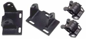 TRANS-DAPT #4606 SBC Into 4WD S-10 Motor Mount Kit