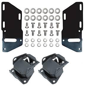 TRANS-DAPT #4671 82-97 S-10 2wd 4.3L To SBC Motor Mounts