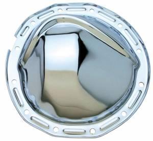 TRANS-DAPT #4787 Differential Cover Chrome GM 12 Bolt Car