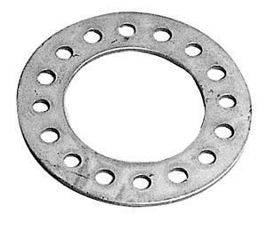 TRANS-DAPT #7108 1/4in 8-Lug Wheel Spacer (2)