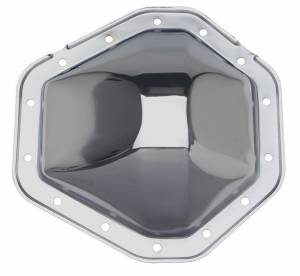 TRANS-DAPT #9047 Differential Cover Kit Chrome GM 14 Bolt