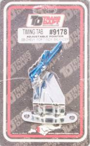TRANS-DAPT #9178 Timing Tab W/Pointer 7in