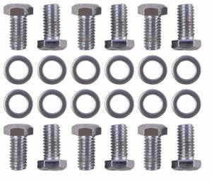 TRANS-DAPT #9279 Dana 60 Chrome Bolts