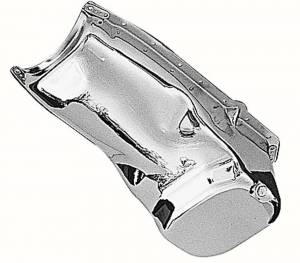 TRANS-DAPT #9397 Olds Chrome Oil Pan