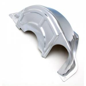 TRANS-DAPT #9417 Powerglide Flexplate Cover Chrome