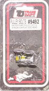 TRANS-DAPT #9492 Upper Alum. Pulley