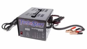 TURBO START #CHG25A 110V Multi-Stage Charger 12V/14V/16/ Batteries