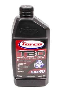 TORCO #A100040CE TBO 40W Premium Break-In Oil 1 Liter Bottle