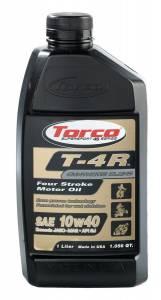 TORCO #T671044CE T-4R Four Stroke Oil 10w 40-1-Liter Bottle