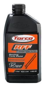 TORCO #T830015C RFF Racing Fork Fluid 15 -12x1-Liter