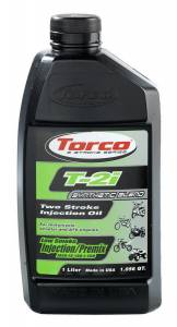 TORCO #T920022CE T-2i Two Stroke Injectio n Oil-1-Liter Bottle