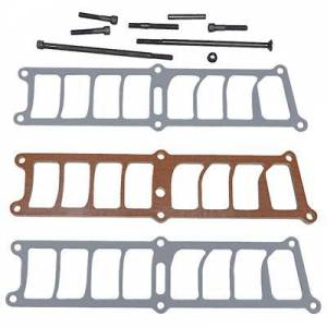 EFI 3/8 Heat Spacer Kit Ford 5.0L w/Holley Manif