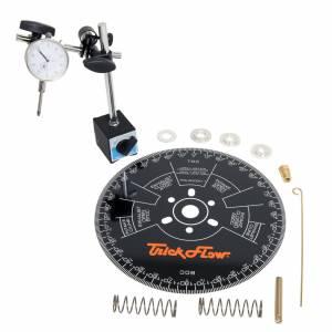 TRICK FLOW #TFS-90000-16 Camshaft Degree Kit w/11in Dia. Wheel