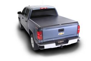 TRUXEDO #272801 Truxport Tonneau Cover 19-   GM P/U 8ft Bed
