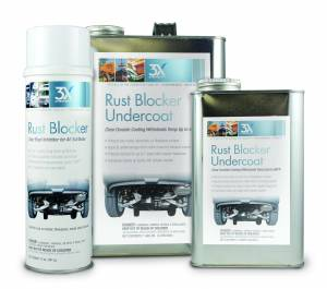 3X CHEMISTRY #4189 Rust Blocker Gallon  * CLOSEOUT ITEM CALL 1-800-603-4359 FOR BEST PRICE