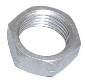 TRIPLE X RACE COMPONENTS #600-SU-0034 Jam Nut 7/16in LH Thread Aluminum