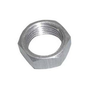 TRIPLE X RACE COMPONENTS #600-SU-0035 Jam Nut 3/8in RH Thread Aluminum