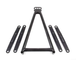 TRIPLE X RACE COMPONENTS #SC-SU-3304BLK Jacobs Ladder 13-5/8in w/Straps Black 3-Hole