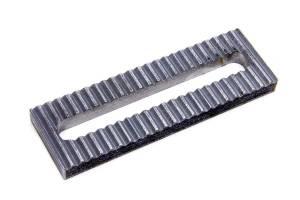 U-B MACHINE #46-1604 Serrated Steel Plate .625 slot .5 x 2 x 6