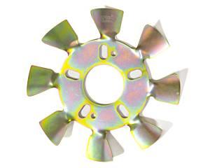 ULTRA COOL BRAKE FANS #LMBFS5-625R Brake Fan - RH 5x4-1/2 to 5-1/8 w/.625 Studs