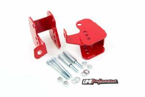 UMI PERFORMANCE #2012-R 82-02 GM F-Body Lower Control Arm Relocation