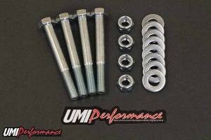 UMI PERFORMANCE #3001 78-02 GM Rear Control Arm Bolt Upgrade Kit