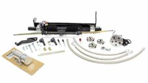 UNISTEER PERF PRODUCTS #8010780-01 Power Rack & Pinion - 64-67 Chevelle