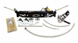 60-66 GM C10 Rack & Pinion Kit Drum Brakes
