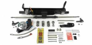 UNISTEER PERF PRODUCTS #8012400-01 Power Rack & Pinion Kit 78-88 GM G-Body w/SBC