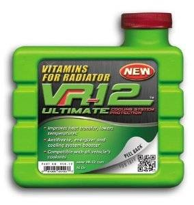 VR-12 LLC #V12VR12 VR-12 Cooling System Protection 16oz.