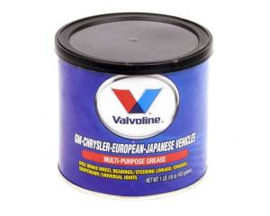 VALVOLINE #614-12 Multi Purpose Grease 1# GM-Chrysler Valvoline
