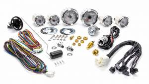 VDO #600-970416 Viewline Sterling GM 6 Gauge Kit * Special Deal Call 1-800-603-4359 For Best Price