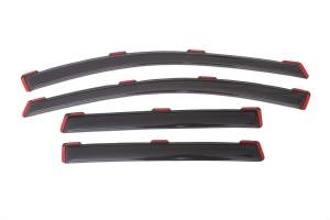 VENTSHADE #194383 In-Channel Ventvisor 4Pc