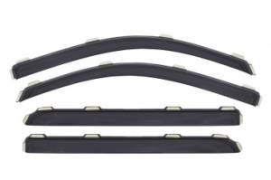 VENTSHADE #194975 15-  Ford F150 Ventvisor Super Crew In-Channel