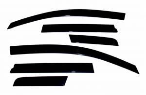VENTSHADE #896081 19-   Chevy Blazer Low Profile Ventvisor