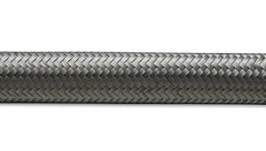 VIBRANT PERFORMANCE #11904 2ft Roll -4 Stainless St eel Braided Flex Hose
