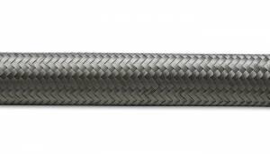 VIBRANT PERFORMANCE #11912 2ft Roll -12 Stainless Steel Braided Flex Hose
