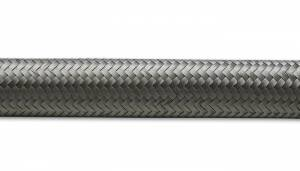 VIBRANT PERFORMANCE #11928 20ft Roll -8 Stainless S teel Braided Flex Hose