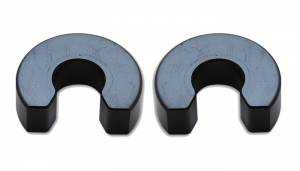VIBRANT PERFORMANCE #1198C Exhaust Hanger Road Clip s (2 Pack) for 3/8in O.D