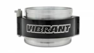 VIBRANT PERFORMANCE #12517 HD Clamp System Kit for 3.5in OD Tubing