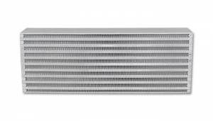 VIBRANT PERFORMANCE #12830 Intercooler Core; 18inW x 6.5inH x 3.25inThick