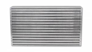 VIBRANT PERFORMANCE #12833 Intercooler Core; 17.75i n x 9.85in x 3.5in