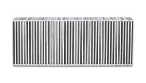 VIBRANT PERFORMANCE #12854 Vertical Flow Intercooler 30inW x 12inH x 4.5in