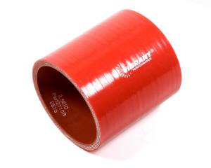 VIBRANT PERFORMANCE #2710R 4 Ply Silicone Sleeve 2.5In I.D. X 3In Long