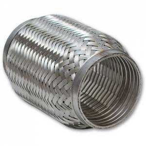VIBRANT PERFORMANCE #61008 Coupler 3in x 8in Long Flexible Stainless Steel