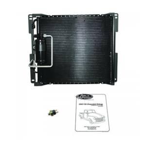 VINTAGE AIR #21550 47-55 Chevy P/U SureFit Condenser Kit w/Drier